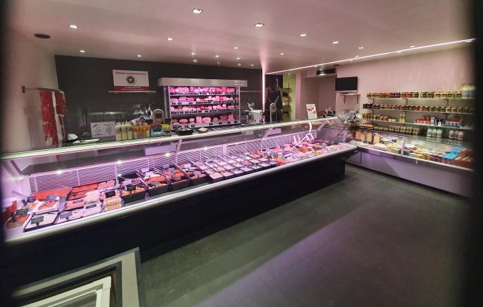 Winkel Slagerij De Boever